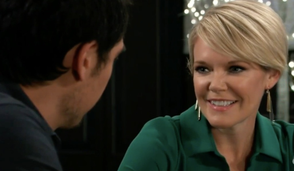 Ava Makes Demands On Nikolas & Insists on Joining Him to See Spencer