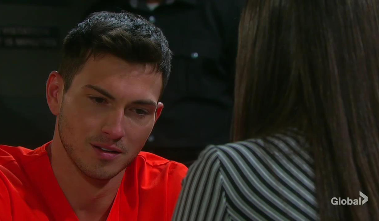 ben gets death penalty days of our lives