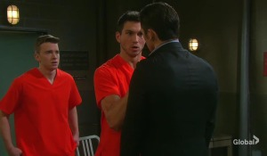 ben threatens xander days of our lives