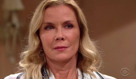 Brooke declares war on Quinn on Bold and the Beautiful