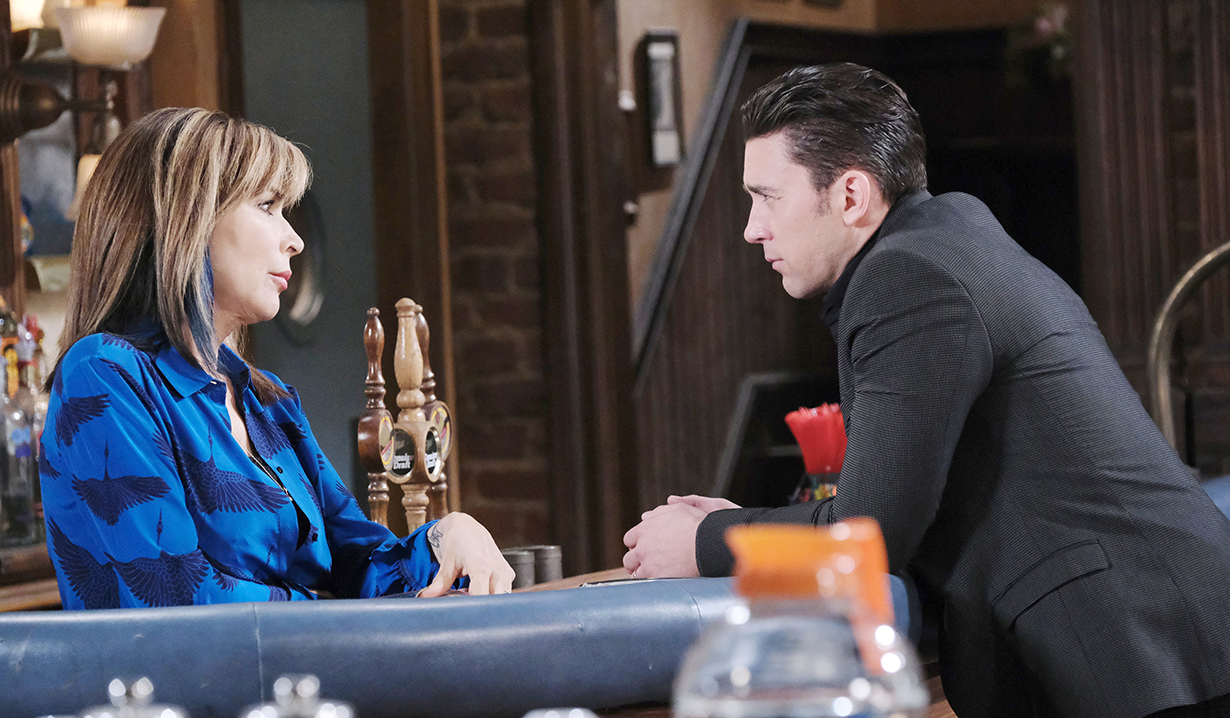 chad and kate on days of our lives