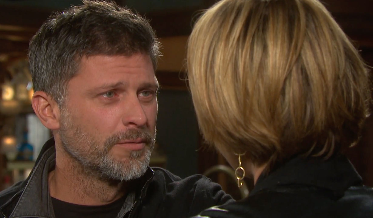 Eric forgives Nicole on Days of our Lives