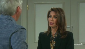 gina wants john to work with her days of our lives
