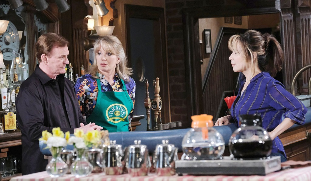 hattie gets kate in trouble days of our lives