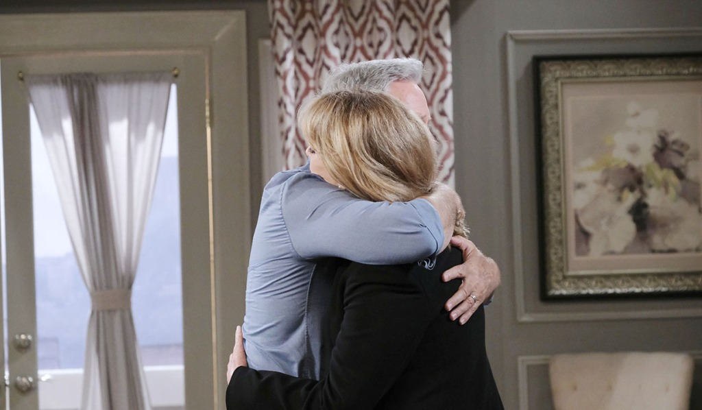 john hugs marlena days of our lives