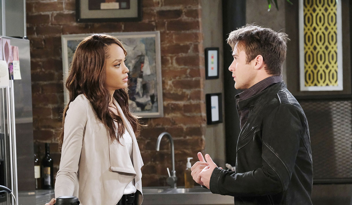 jj and lani talk eli days of our lives