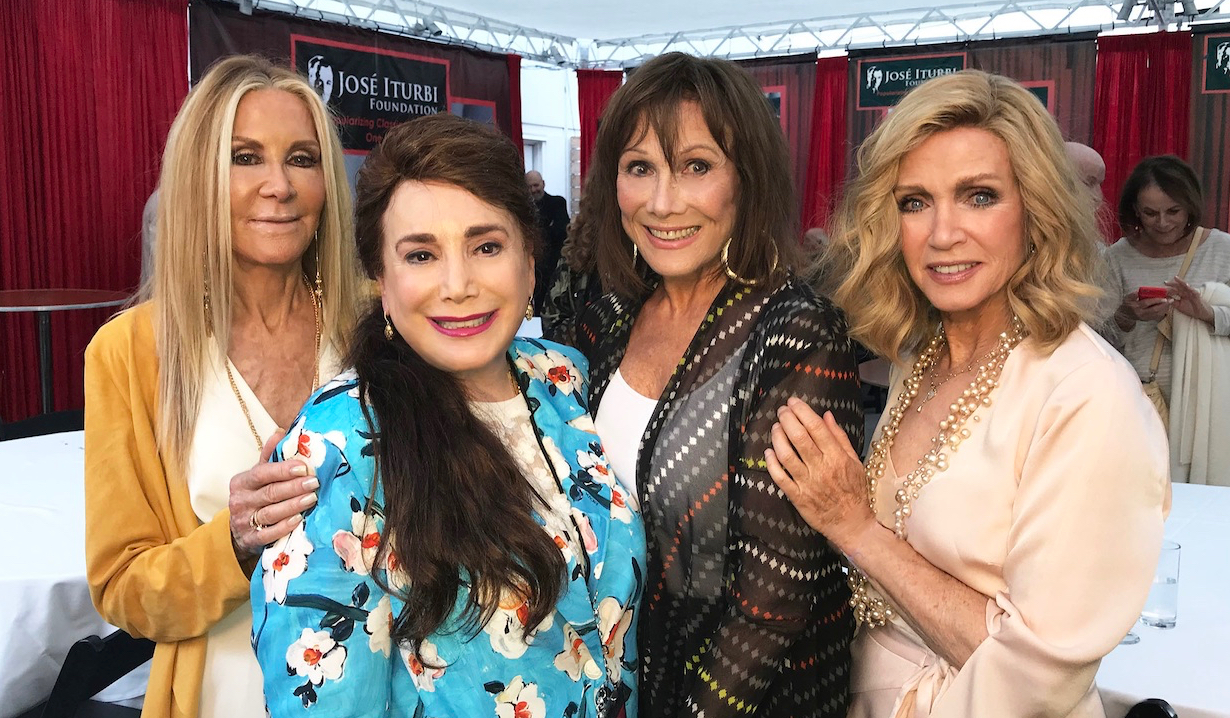 Joan Van Ark, Michele Lee and Donna Mills Honored for Knots Landing 40th Anniversary