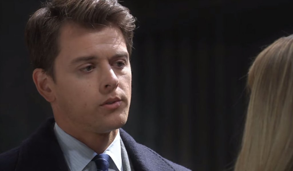 Joss makes a suggestion about Wiley's adoption on General hospital