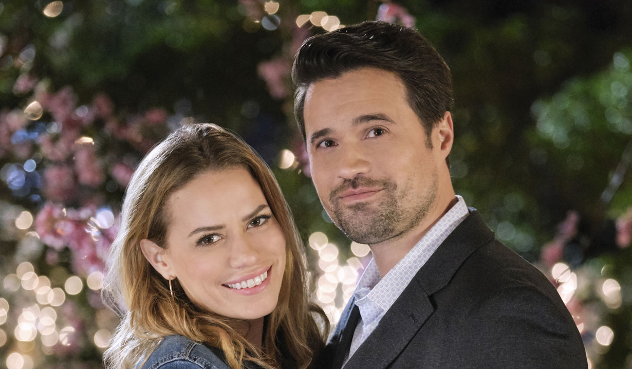 Hallmark's Just My Type Guiding Light Alum Bethany Joy Lenz