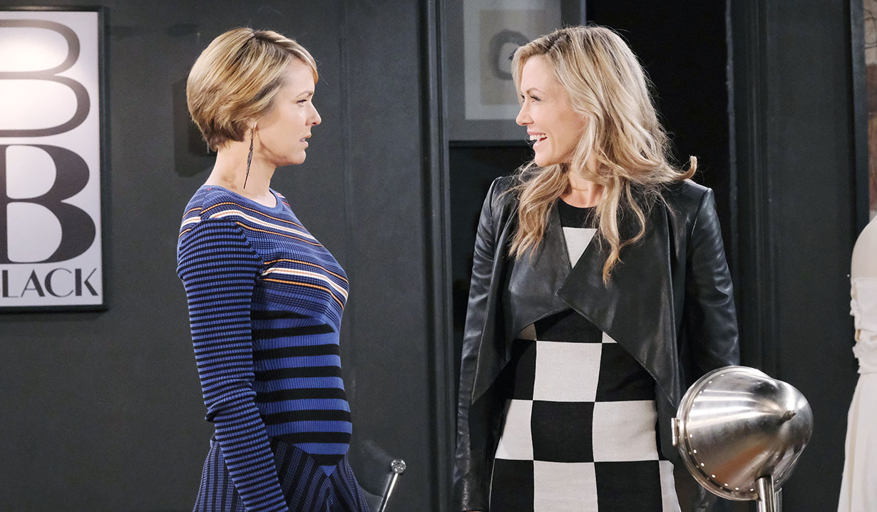 kristen works with nicole days of our lives