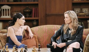 kristen won't give shares to gabi days of our lives
