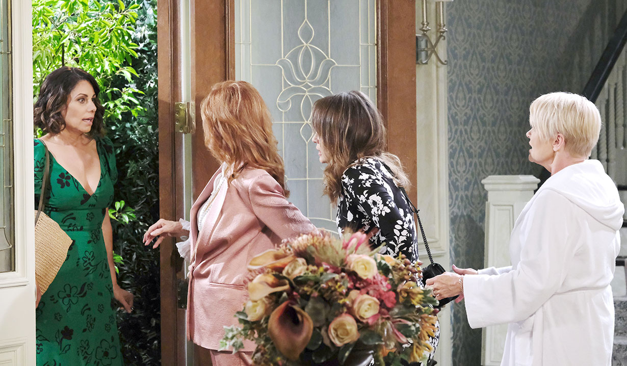 summer returns to see maggie days of our lives