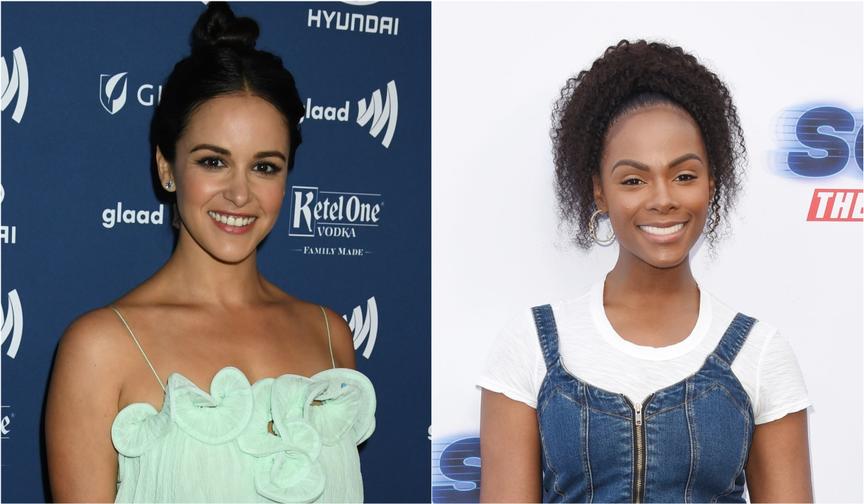 Melissa Fumero joins Marvel, Tika Sumpter in Sonic the Hedgehog movie