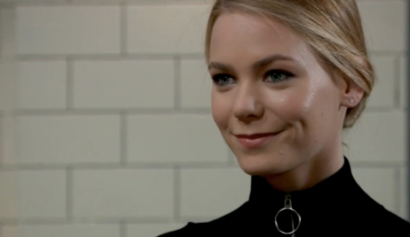 Nelle reveals she's Shiloh's wife on General Hospital