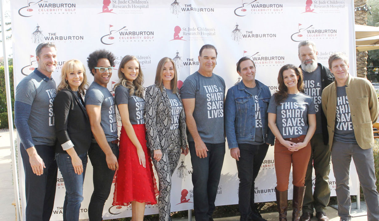 young and restless actresses and others catwalk fashion show