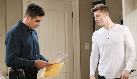 rafe wants background check days of our lives