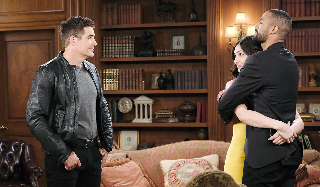 rafe happy for gabi's engagement days of our lives