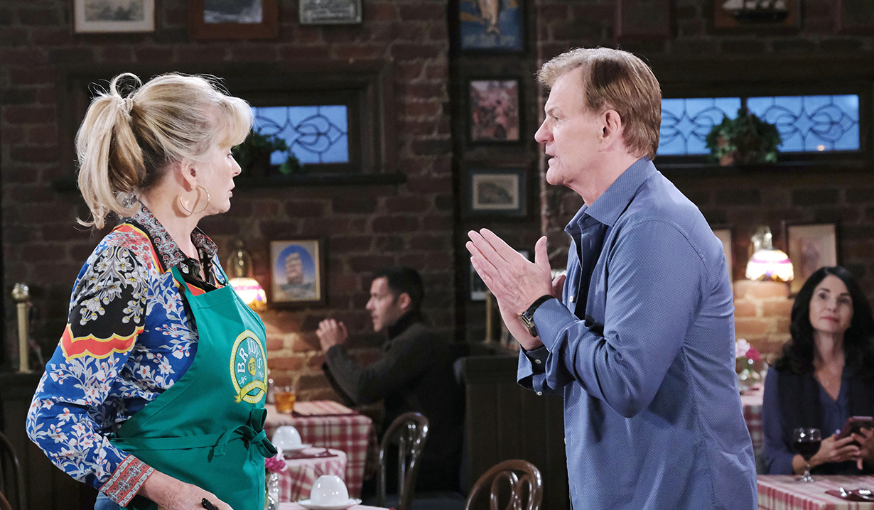 hattie and roman on days of our lives