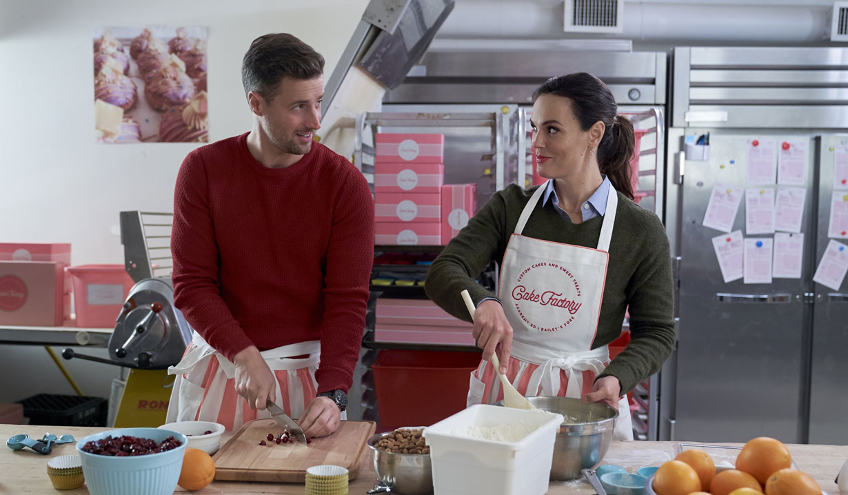 Hallmark's The Secret Ingredient Valentine's Day