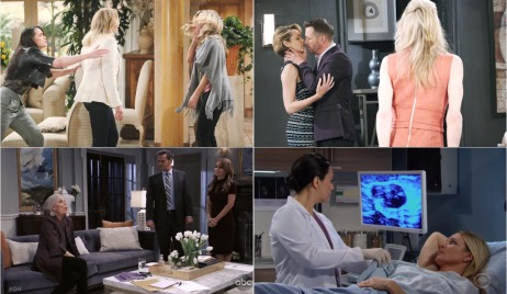bold and beautiful days of our lives general hospital young and the restless roundup January 20