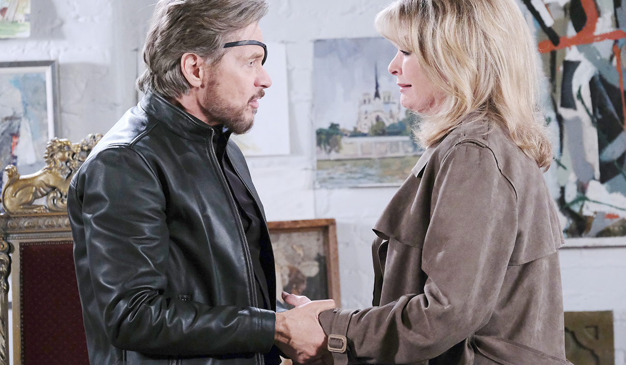 marlena cries over john days of our lives