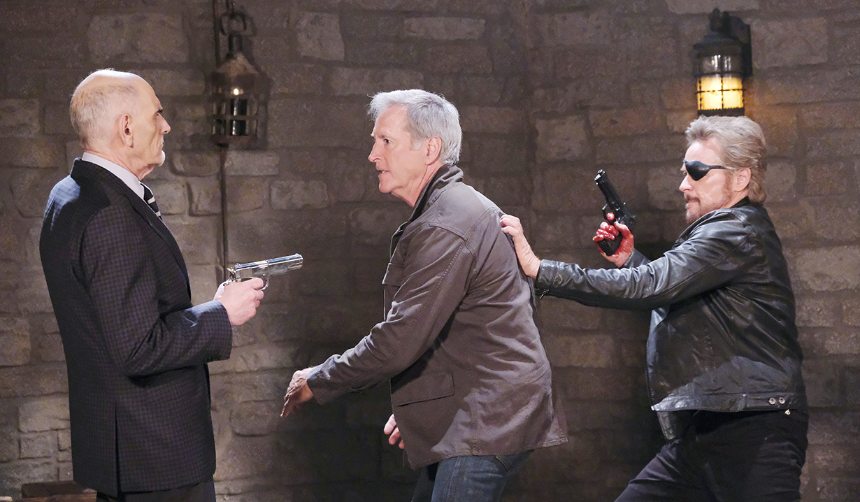 rolf, stefano and john days of our lives