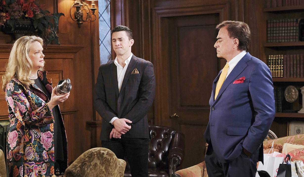 anna and tony return days of our lives