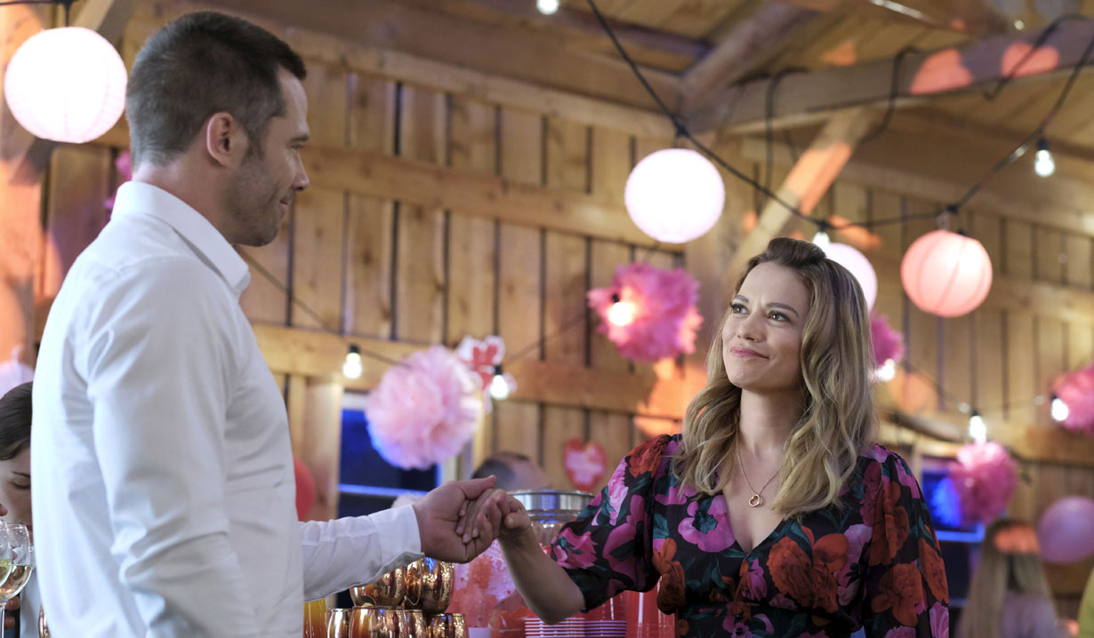 Guiding Light alum Bethany Joy Lenz A Valentine's Match Hallmark