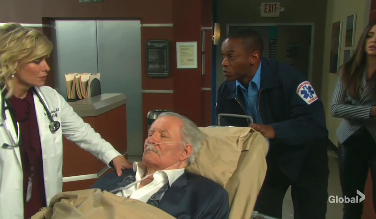victor has stroke days of our lives