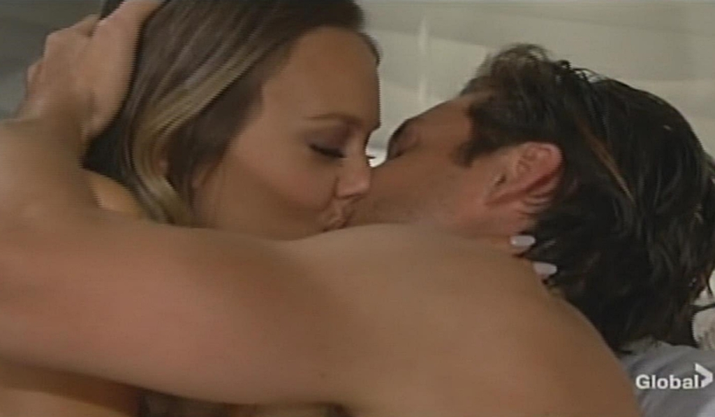 Abby, Chance sex Young and Restless