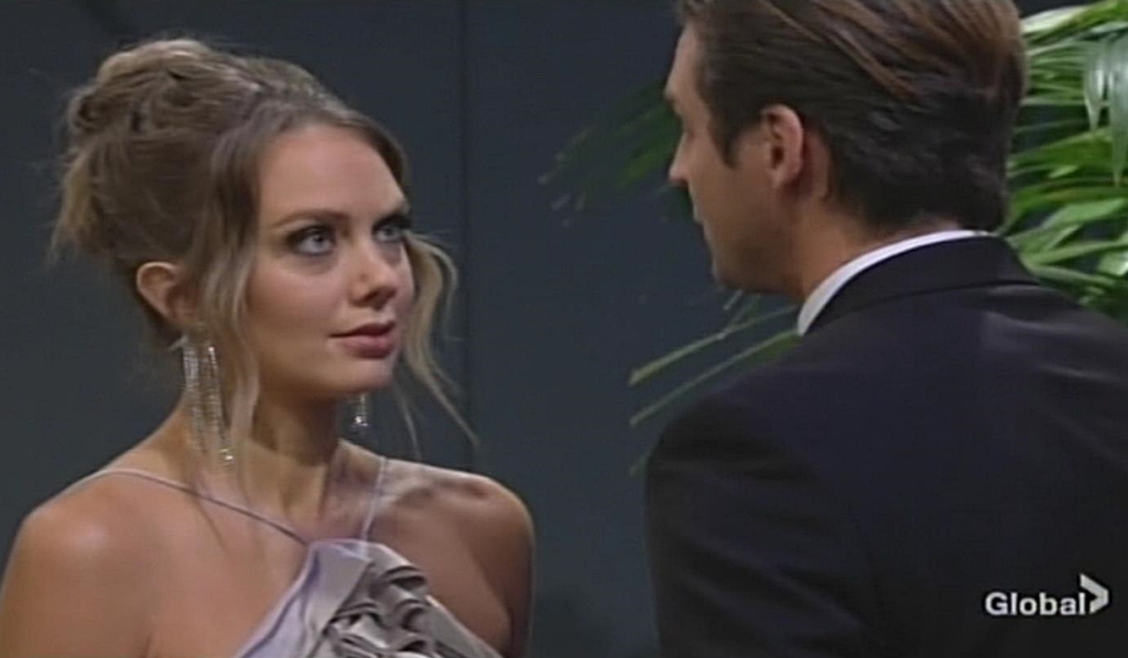 Abby, Chance truth Young and Restless