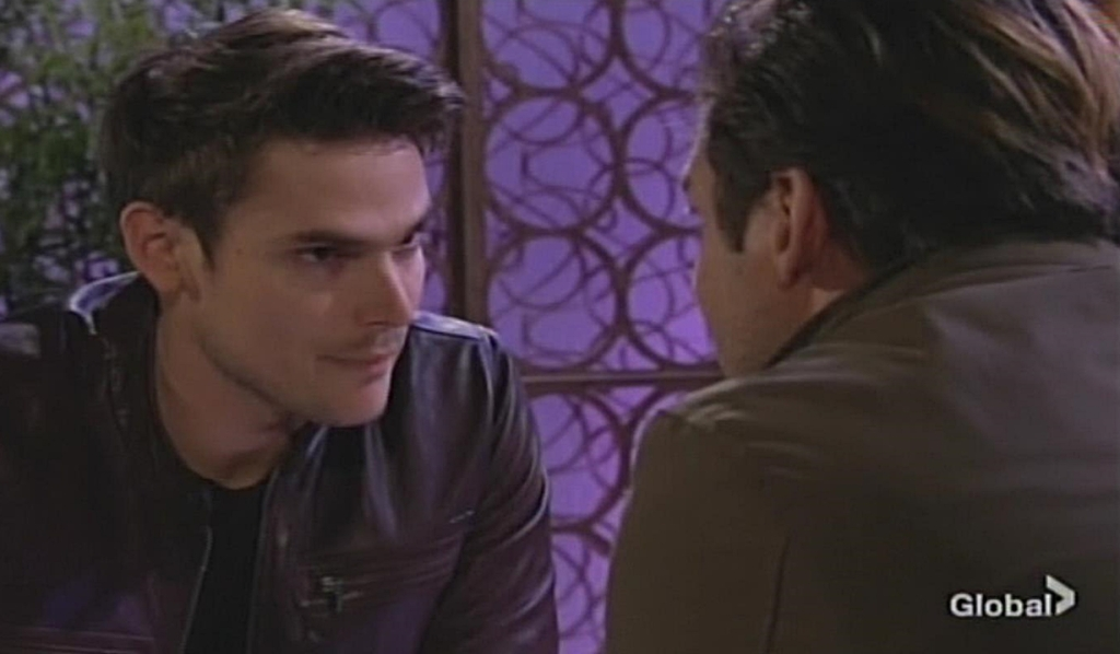 Adam, Chance Vegas Young and Restless
