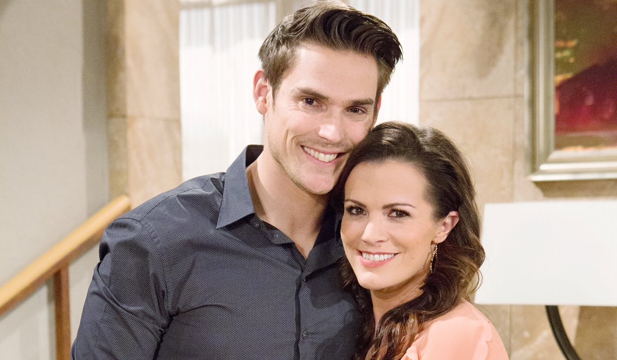 Adam, Chelsea penthouse Young and Restless