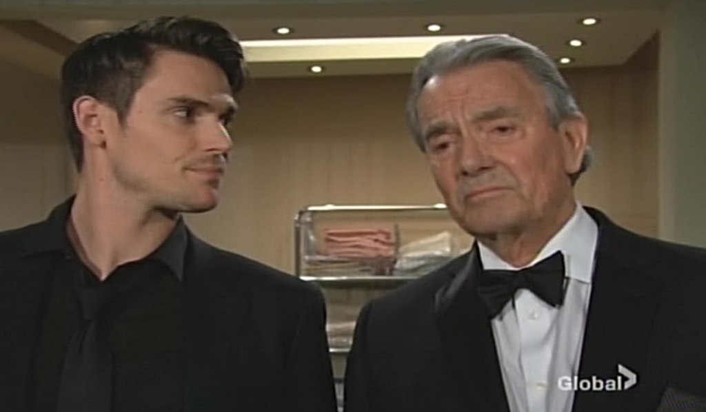 Adam, Victor family Young and Restless