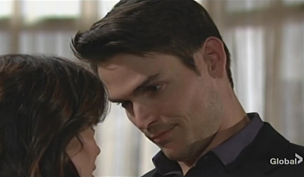 Adam goodbye Chelsea Young and Restless