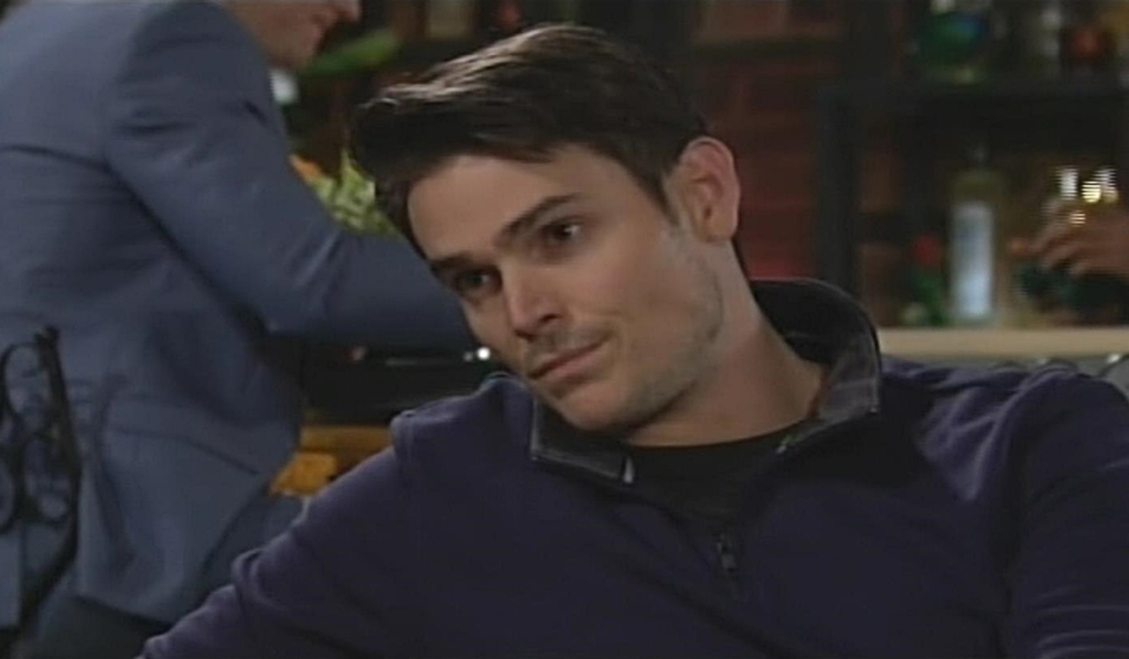 Adam offer help Young and Restless