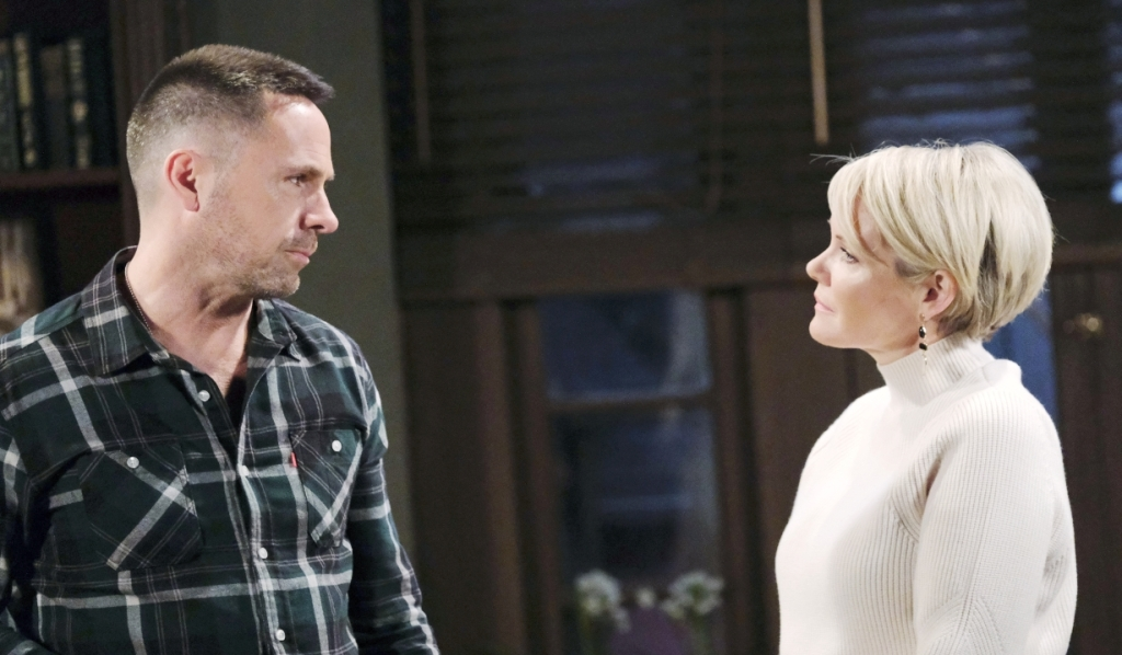 Ava hears the truth about Wiley from Julian General Hospital