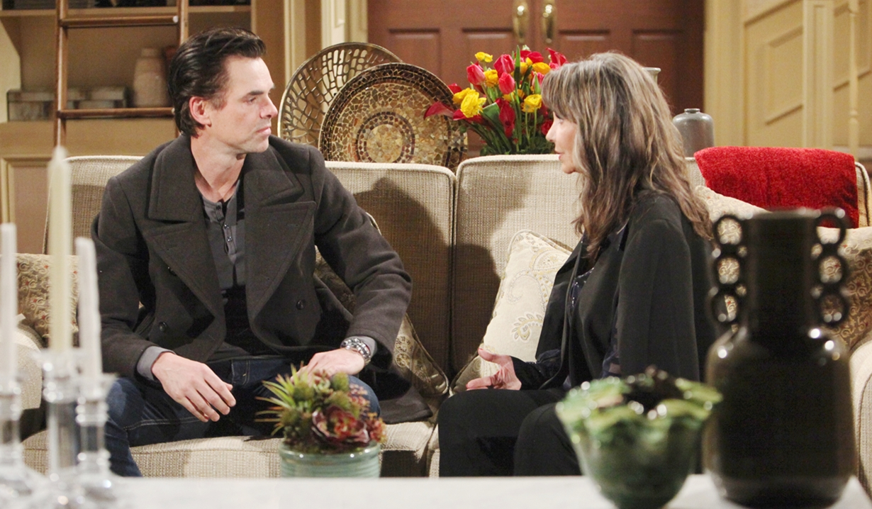Billy, Jill venture Young and Restless