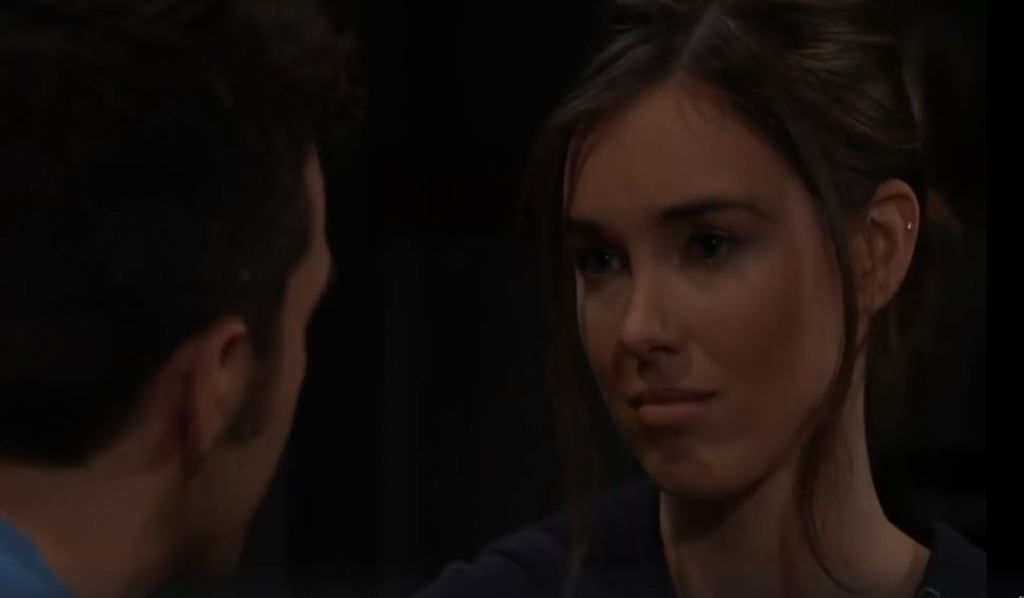 Chase tells Willow he's not sure about her General Hospital