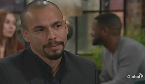 Devon bad news Young and Restless