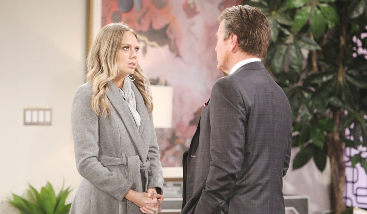 Jack, Abby news Young and Restless