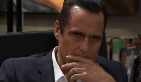 Jason tells Sonny someone could have an accident General Hospital