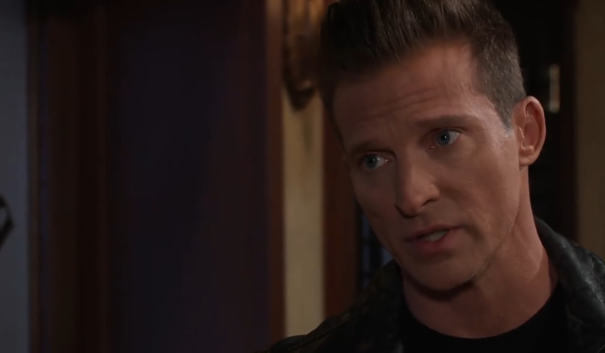 Jason tells Sonny Cyrus was attacked General Hospital