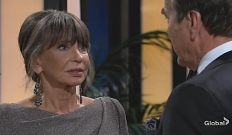 Jill, Jack discuss Billy gala Young and Restless