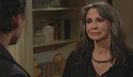 Jill disheartened Young and Restless