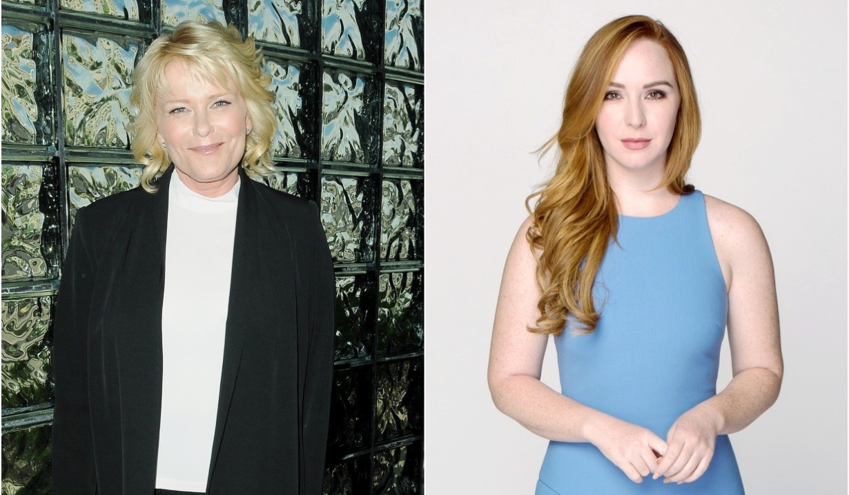 Judi Evans from Days of our Lives and Camryn Grimes of Y&R