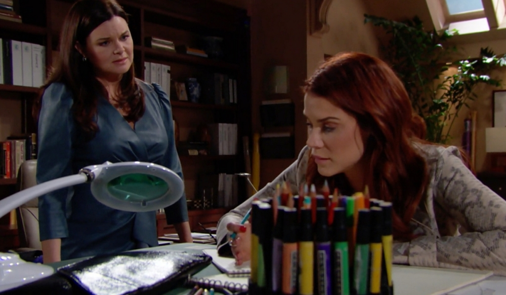 Katie urges Sally treatment Bold and Beautiful