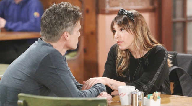 Chloe, Kevin reassure Young and Restless