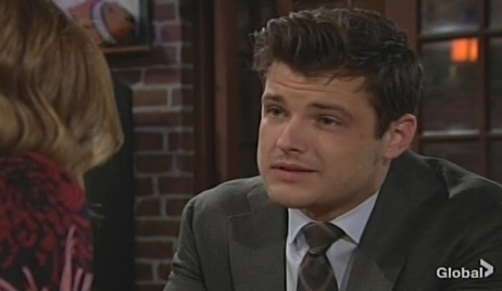 Kyle, Summer apology Young and Restless