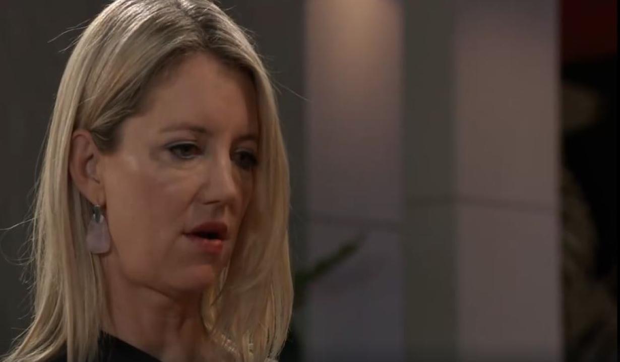 Nina asks Jax if she's blown it at Crimson General Hospital